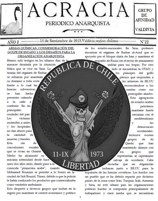 Acracia Nº22
