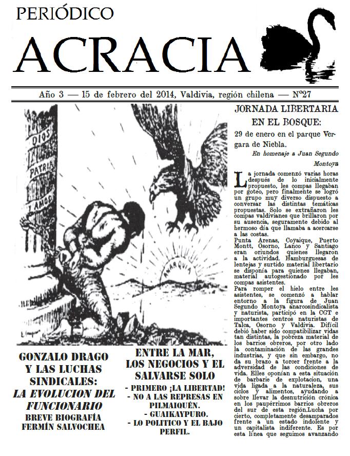 Acracia Nº27