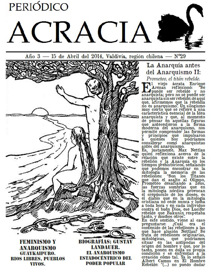 Acracia Nº29